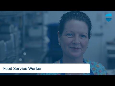 Food Service Worker - Jacqueline