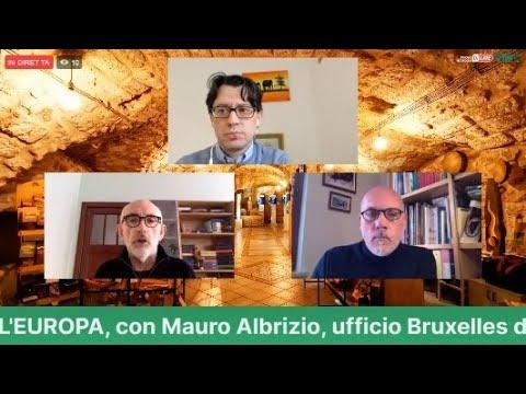 Niente come prima: l'Europa con Mauro Albrizio