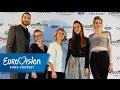 """Unser Song 2017"": Pressekonferenz in voller Länge | Eurovision Song Contest | NDR"