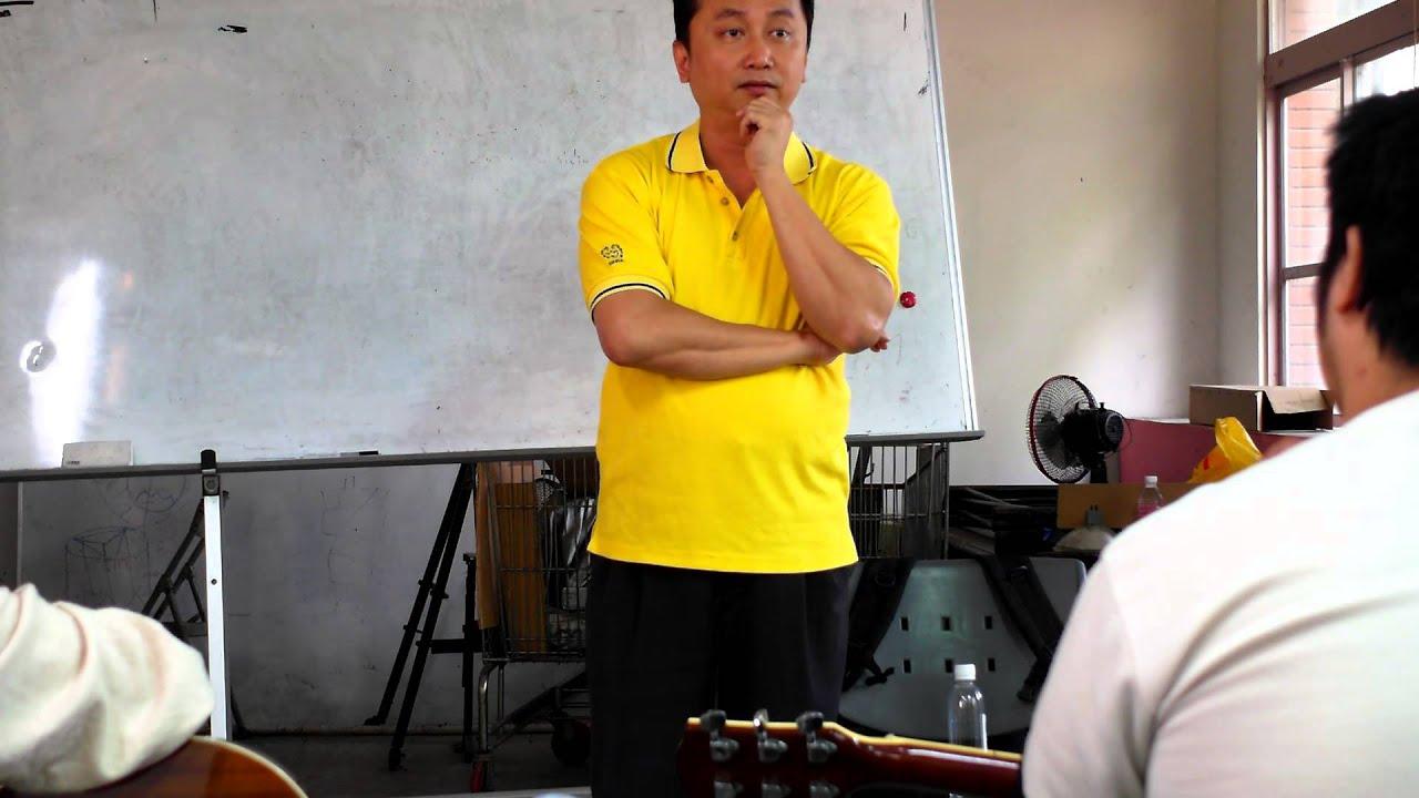 10.27黃家偉老師分享音樂會 - YouTube