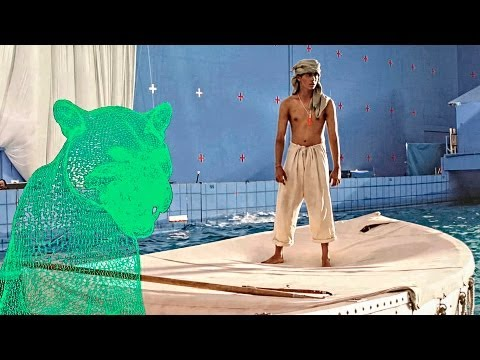Life Of Pi | Behind the Scene German Deutsch HD 2012