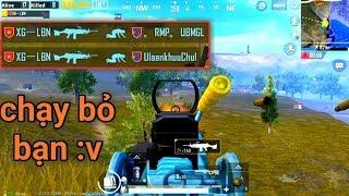 PUBG Mobile - Solo Squad Hạ Rank Cùng Locbignose :v | Có Combo Này Tự Tin Khoe Cá Tính