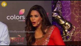 """BALAJI TELEFILMS NEW SHOW II """"KAVACH"""" II ON COLORS TV SHOW LAUNCH WITH ENTIRE CAST"""