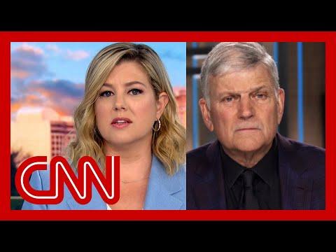 Keilar presses Rev. Graham on election claims