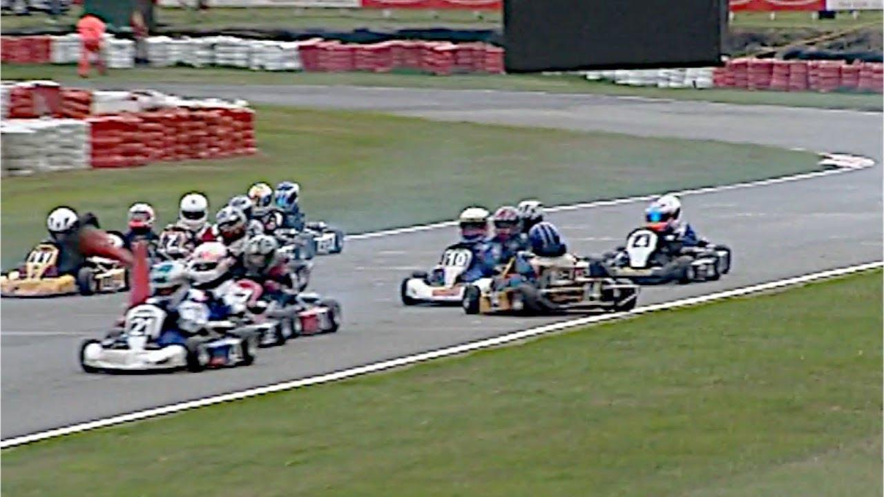 Motors TV Reverse Grid Karting Series 2006, Rd 6