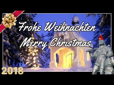 Frohe Weihnachten 2018 | Hymne Orthodoxe Mönche | Merry Christmas 2018