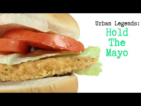 Urban Legends: Hold the Mayo