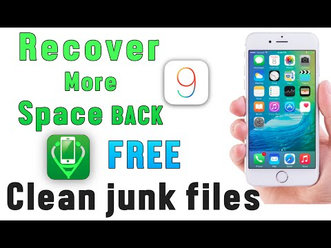 how to get more storage on iphone 5 how to clean iphone junk files amp get more storage space 20863