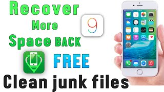 How To Clean iPhone Junk files & get more storage space