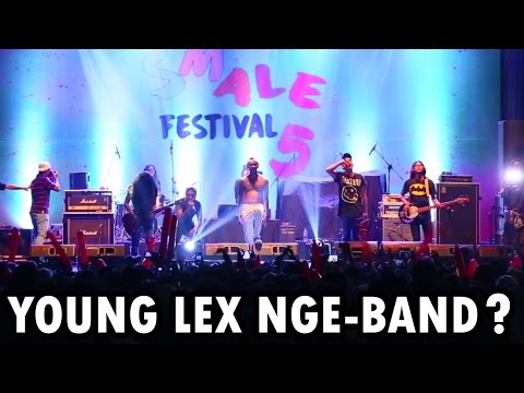 YOUNG LEX NGE-BAND? - LIVE AT SMALE FESTIVAL 5
