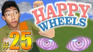 ILUSIONES OPTICAS !! - Happy Wheels: Episodio 25 | Fernanfloo