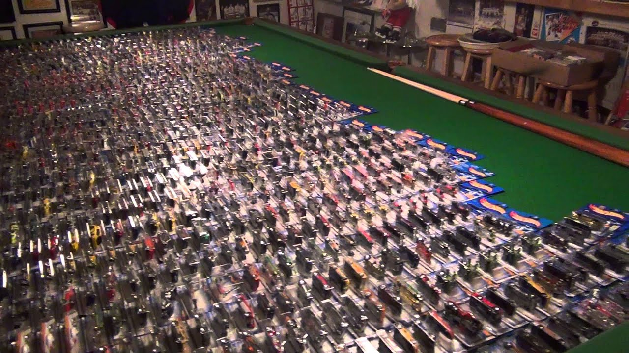 1000 Hotwheels Mega Trade El Swapo Fleamarket Masacre