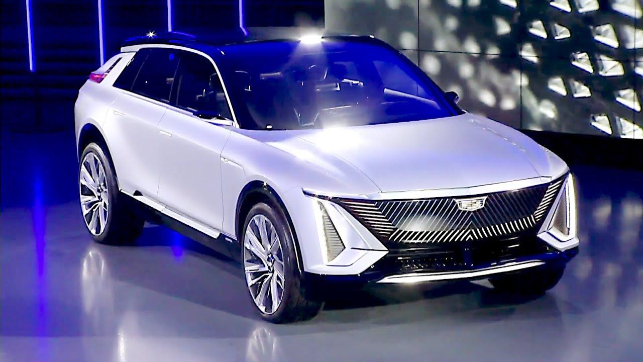 Cadillac Lyriq (2023) Full Presentation – Next-Gen Luxury Electric SUV