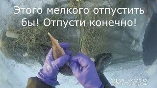 Ловим ряпушку день 3 'В ожидании улова' + ремонт техники Якутия Yakutia