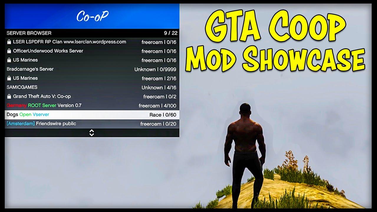gta 5 co op servers