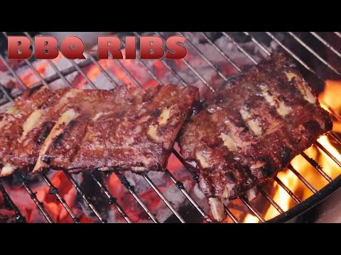 Best BBQ Ribs Recipe - Super Tender Fall Off Bone Ribs