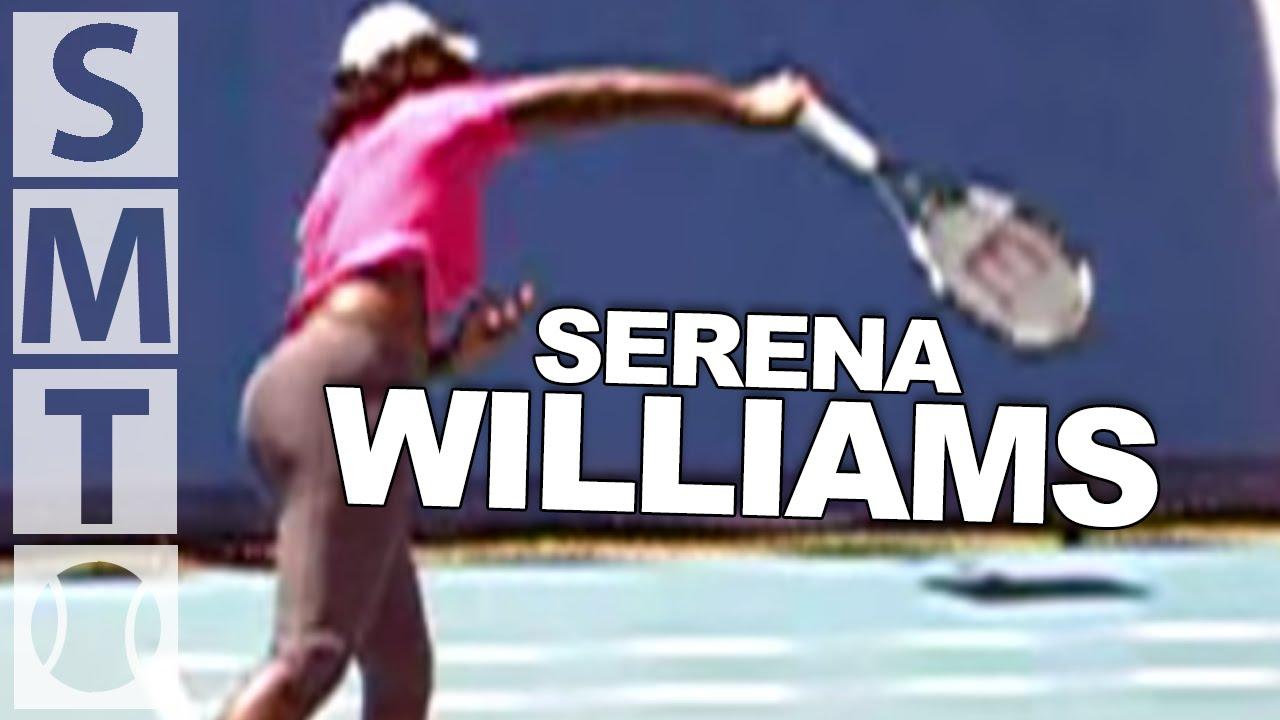 image Serena williams a slow wet taste
