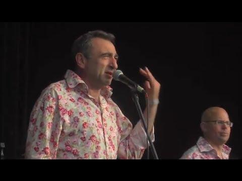 Amsterdam Klezmer Band Live - Geen Sores @ Sziget 2012
