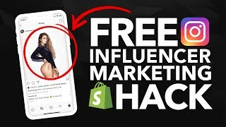 How I Got Instagram Influencers To Promote My Products For FREE