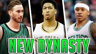 Why Gordon Hayward is the 1st Piece  the Celtics NEEDED to make a DYNASTY