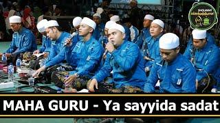 Gambar cover Maha Guru & Ya sayyida Sadat | Az Zahir + lirik