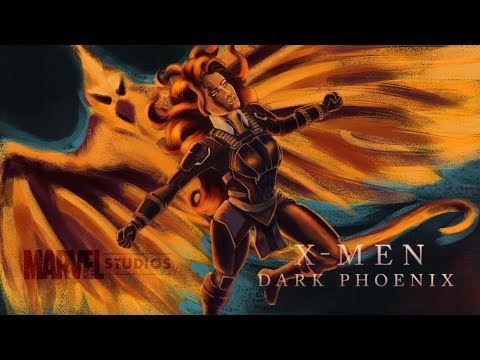 learning-to-draw:-dark-phoenix--a-step-by-step-review-of-my-drawing-process