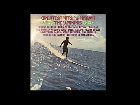 Greatest Hits from Hawaii - The Waikikis (Instrumentals)