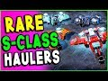 RARE & AMAZING S CLASS SHIP COORDINATES! S 48+8 Haulers & Special Variants   No Man's Sky Guide