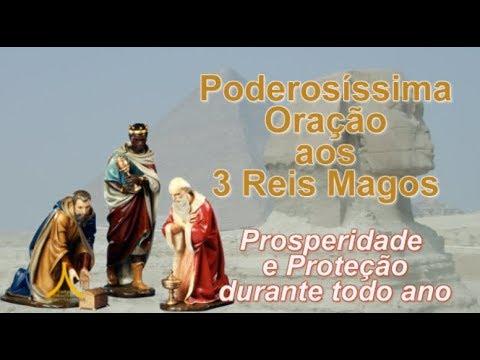 Poderosíssima Oração aos 3 Reis Magos