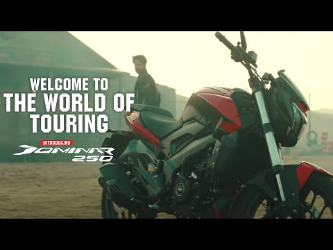 the-new-bajaj-dominar-250-|-welcome-to-the-world-of-touring