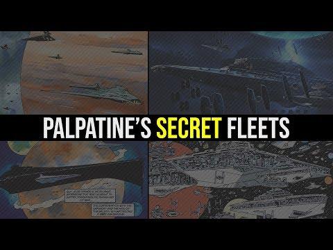 Palpatine's SECRET FLEETS Explained | Star Wars Legend Lore