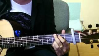 Từ Khi Gặp Em - Trịnh Thăng Bình ( Guitar cover - Hải Long Vương )