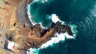 Beautiful aerial video of Canary Islands ( Tenerife & Lanzarote) in 4k