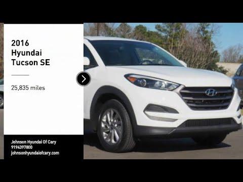 2016 Hyundai Tucson Cary Nc Hyp1386
