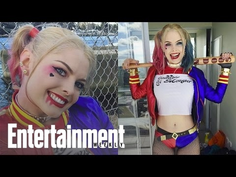 Harley Quinn Cosplayer Looks Exactly Like Margot Robbie | News Flash | Entertainment Weekly
