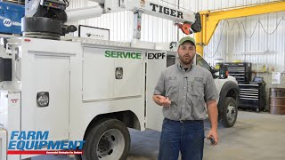 Add-Ons to Service Trucks Increase Techs' Productivity
