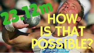 Top 5 | Shotputs | Shotput World Records (Men)