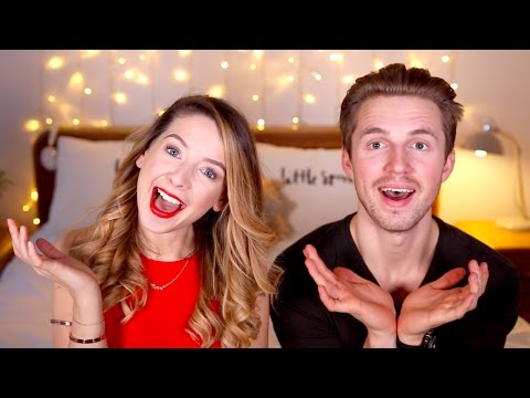 Accent Challenge with Marcus   2016 Edition   Zoella