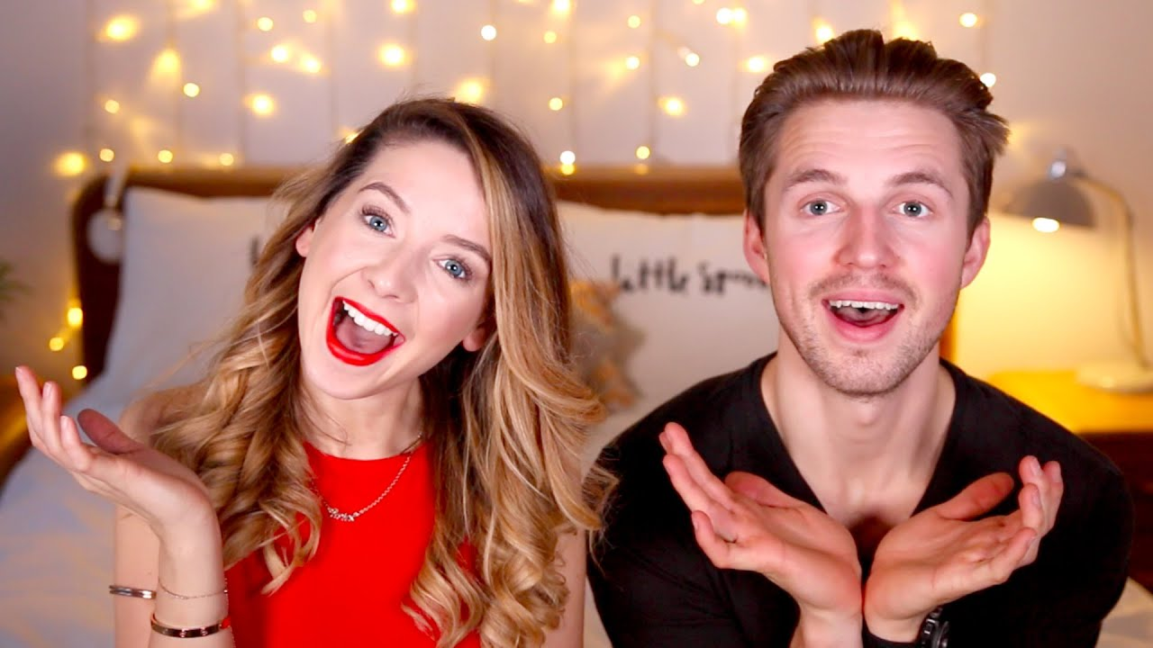 Accent Challenge with Marcus | 2016 Edition | Zoella - YouTube