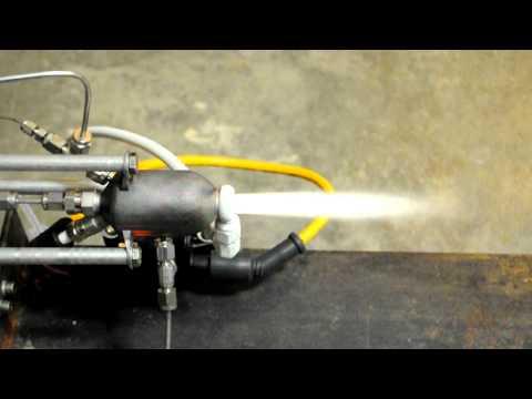 18th Test of DMLS Rocket