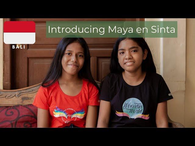 Podcast Maya en Sinta