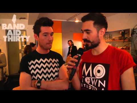 Band Aid 30 - Bastille Interview