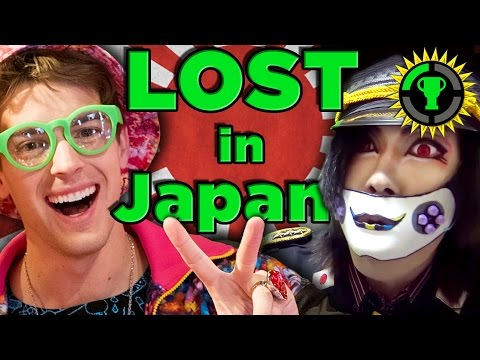 Game Theory Presents: LOST in JAPAN'S ARCADES... MatPat's GLOBAL GAMER (Part 2 of 2)