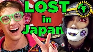 Game Theory Presents: LOST in Japan... MatPat's GLOBAL GAMER (Part 2 of 2)