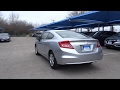 2013 Honda Civic San Antonio, Austin, Houston, Boerne, Dallas, TX H170838A