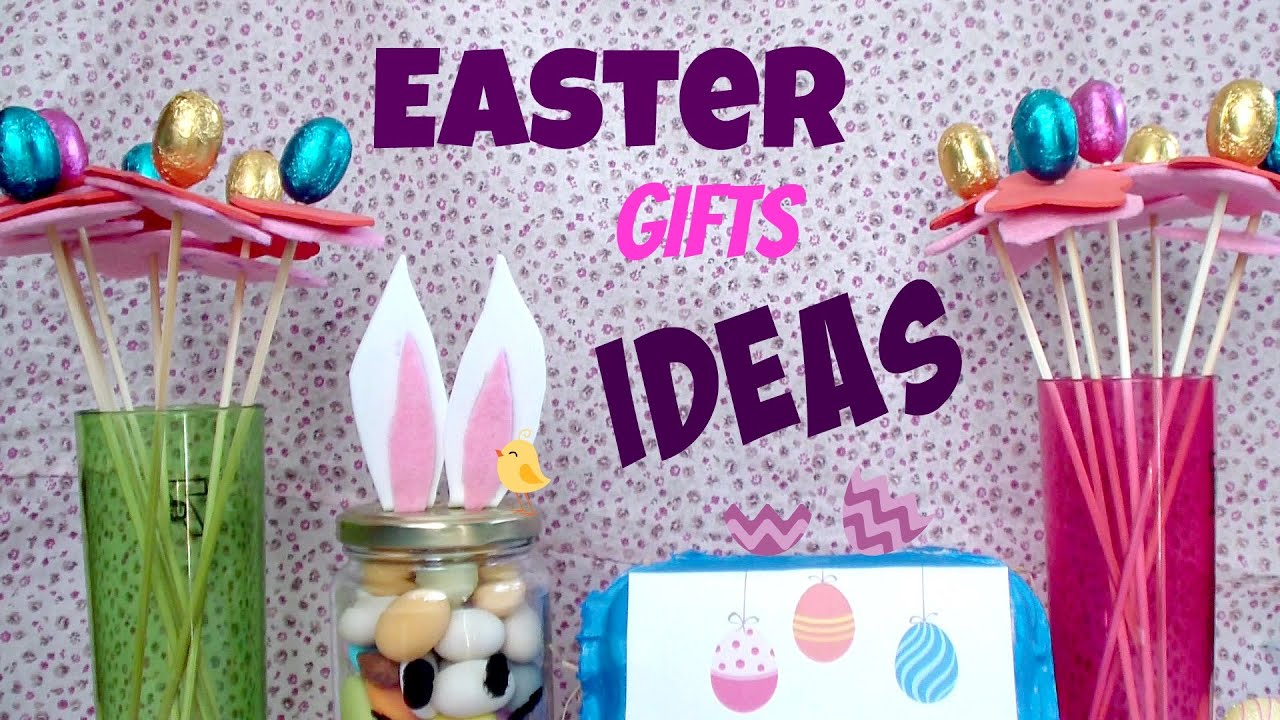 Last minute easter gifts ideas youtube last minute easter gifts ideas negle Image collections
