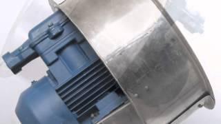 видео Трёхфазные осевые вентиляторы Soler&Palau HCFT по низкой цене в Украине