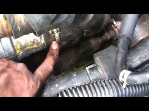 t split coolant hose replace mazda mpv lx youtube 2005 Mazda MPV Parts Diagram