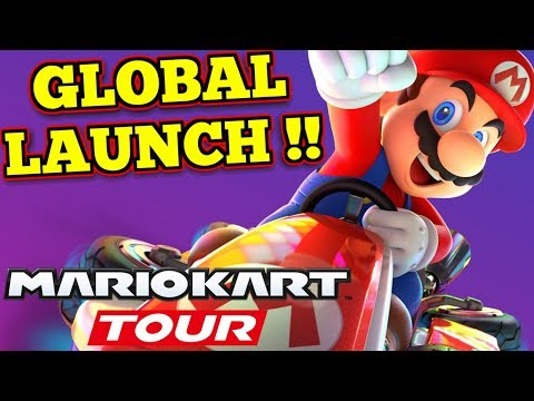 Mario Kart Tour : First Impressions + Summons