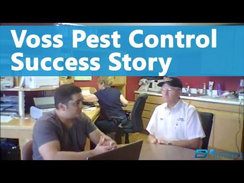 PEST CONTROL SUCCESS STORY: VOSS PEST CONTROL